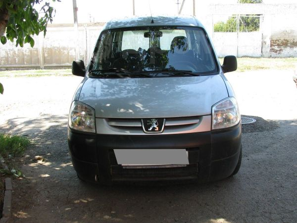 Peugeot Partner, 2008 год, 280 000 руб.