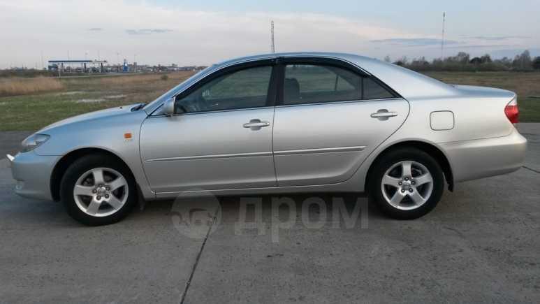 Toyota Camry, 2005 год, 515 000 руб.