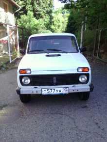 Сочи 4x4 2121 Нива 2004