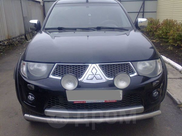 Mitsubishi L200, 2010 год, 777 000 руб.