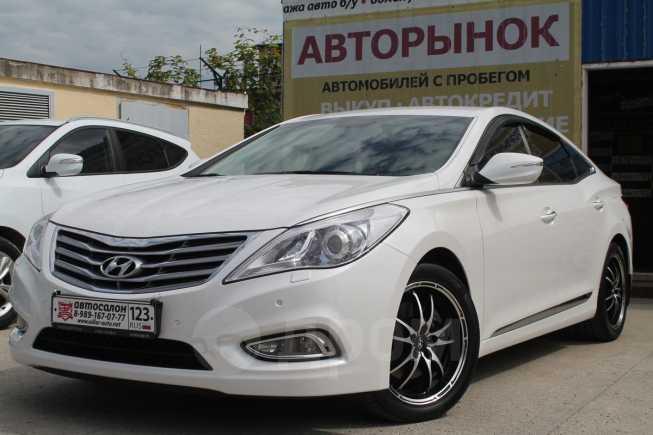 Hyundai Grandeur, 2013 год, 975 000 руб.