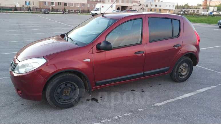 Renault Sandero, 2011 год, 310 000 руб.