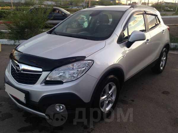 Opel Mokka, 2014 год, 715 000 руб.