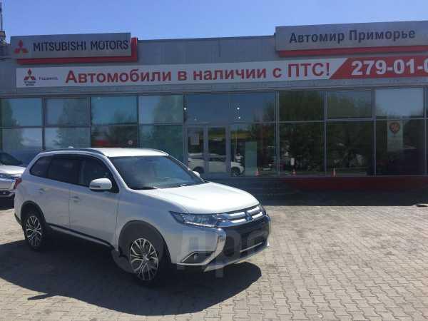 Mitsubishi Outlander, 2018 год, 2 038 320 руб.