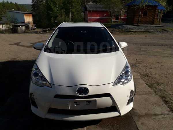 Toyota Aqua, 2013 год, 500 000 руб.