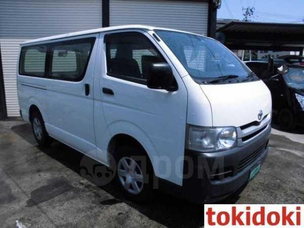 Toyota Hiace, 2007 год, 540 000 руб.