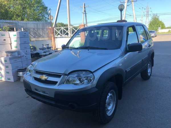 Chevrolet Niva, 2019 год, 620 000 руб.