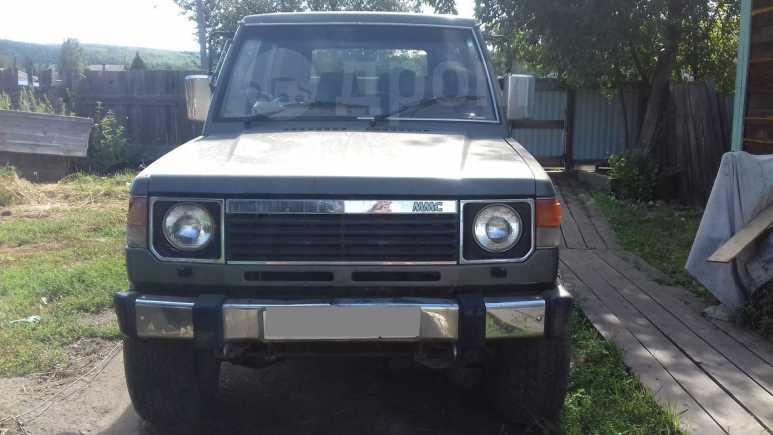 Mitsubishi Pajero, 1988 год, 100 000 руб.
