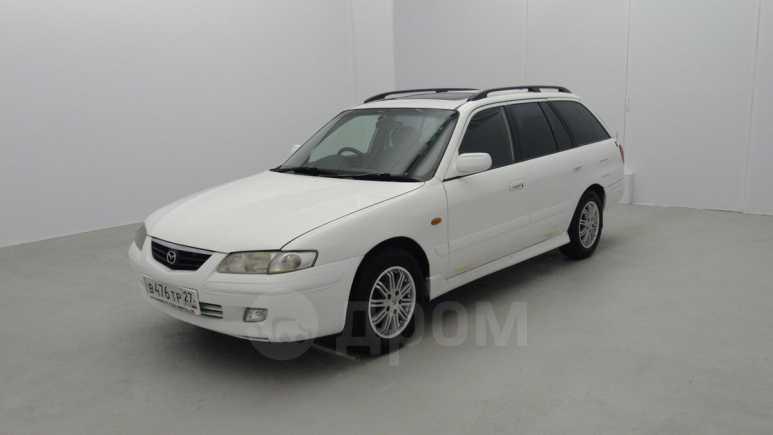 Mazda Capella, 2001 год, 130 000 руб.
