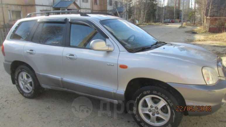 Hyundai Santa Fe Classic, 2004 год, 370 000 руб.