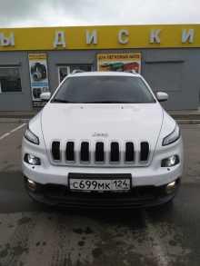 Красноярск Cherokee 2014