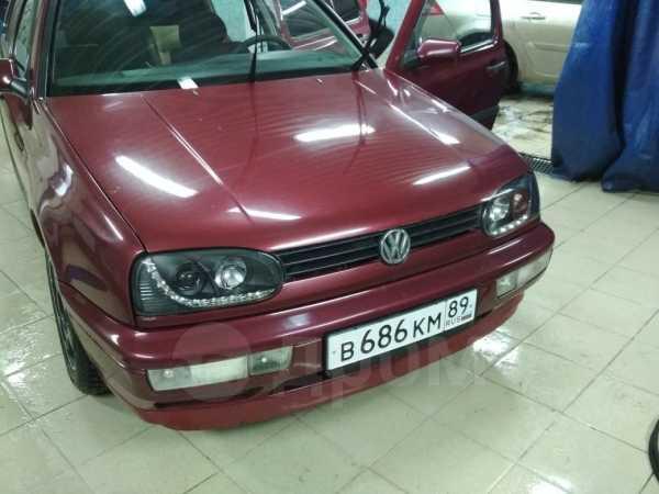 Volkswagen Golf, 1997 год, 200 000 руб.