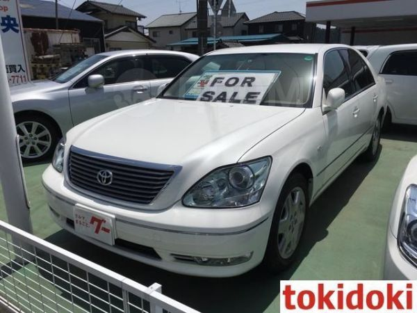 Toyota Celsior, 2005 год, 270 000 руб.