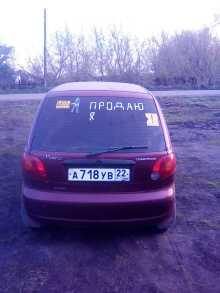 Барнаул Matiz 2006