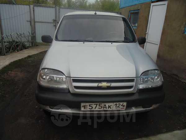 Chevrolet Niva, 2005 год, 215 000 руб.