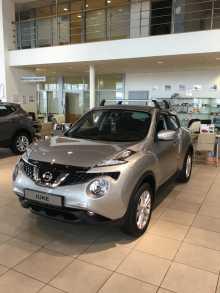 Улан-Удэ Nissan Juke 2018