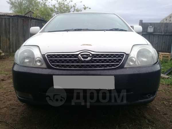 Toyota Corolla, 2001 год, 285 000 руб.