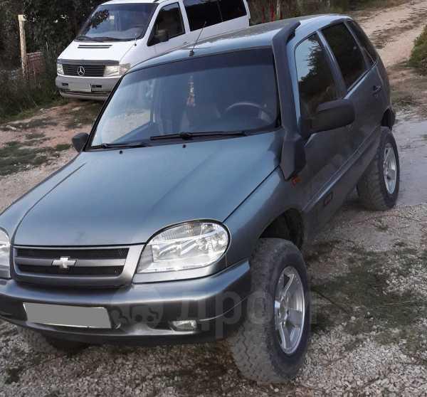 Chevrolet Niva, 2008 год, 307 000 руб.
