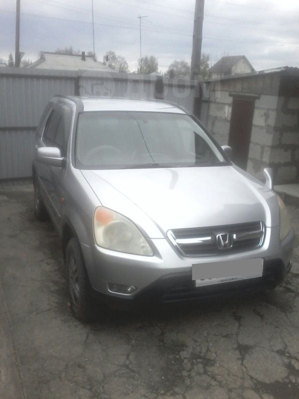 Honda CR-V, 2001 год, 435 000 руб.