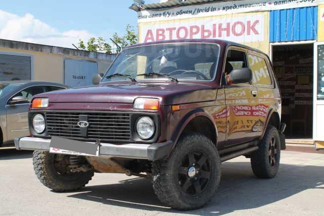Лада 4x4 2121 Нива, 2012 год, 240 000 руб.