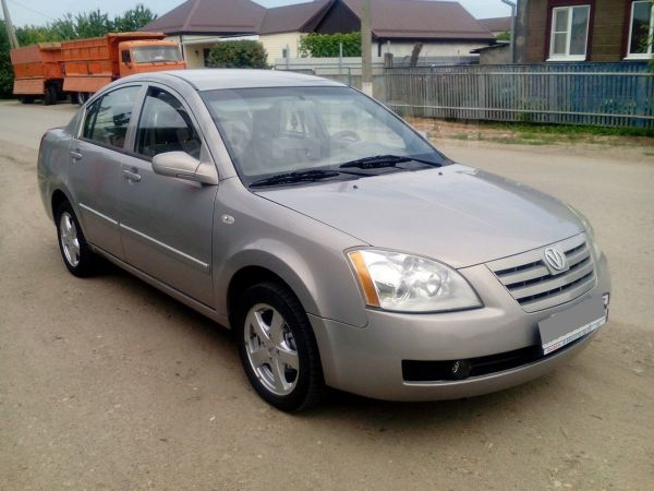 Chery Fora A21, 2009 год, 185 000 руб.