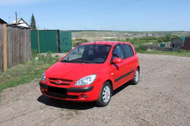 Hyundai Getz, 2006 год, 325 000 руб.