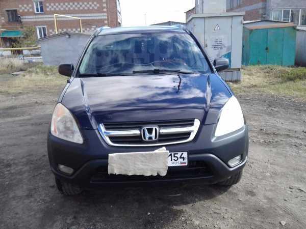 Honda CR-V, 2004 год, 475 000 руб.