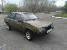 ВАЗ (Лада) 21099, 1999 г., Красноярск