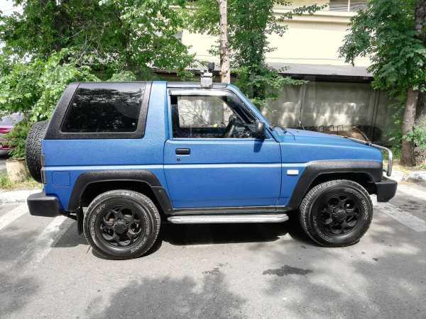 Daihatsu Rocky, 1995 год, 265 000 руб.