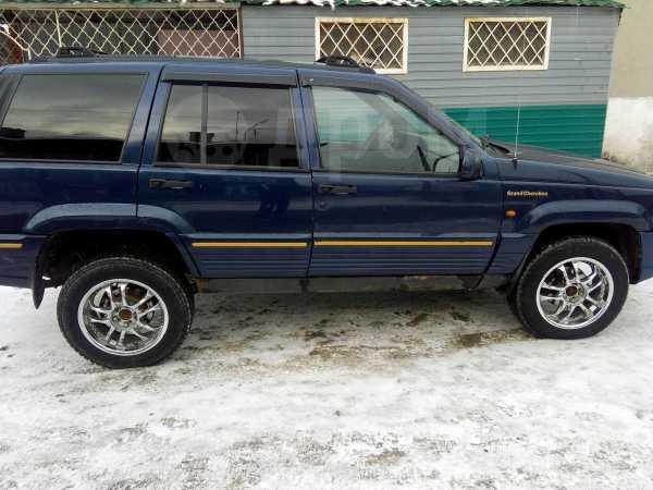 Jeep Grand Cherokee, 1995 год, 189 000 руб.