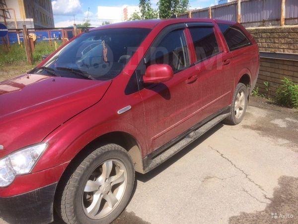 SsangYong Actyon Sports, 2008 год, 500 000 руб.