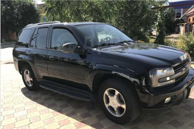 Chevrolet TrailBlazer, 2008 год, 495 000 руб.