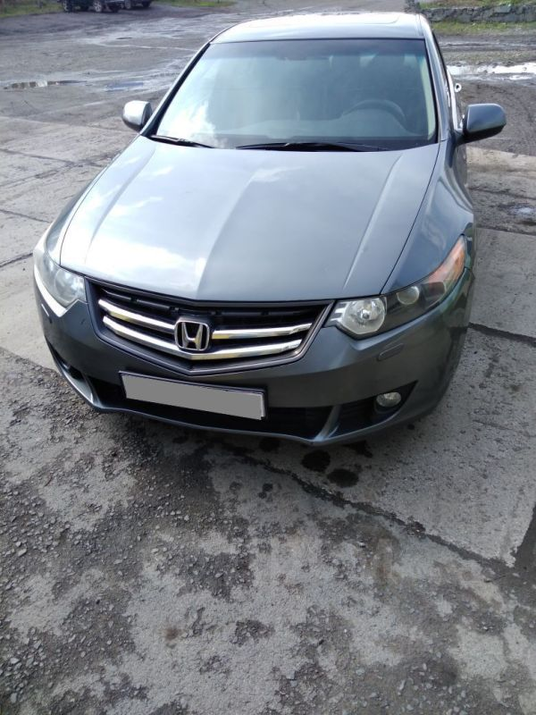 Honda Accord, 2008 год, 615 000 руб.