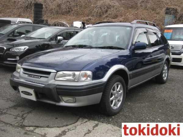 Toyota Sprinter Carib, 2001 год, 280 000 руб.