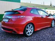 Красноярск Civic Type R 2007