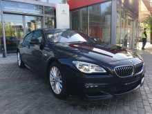Москва BMW 6-Series 2016