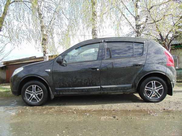 Renault Sandero, 2012 год, 325 000 руб.