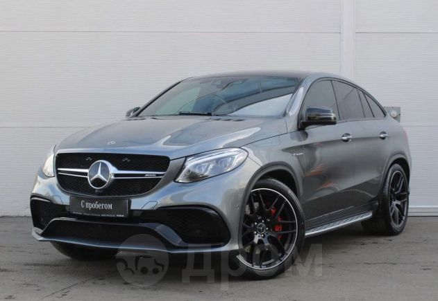 Mercedes-Benz GLE Coupe, 2017 год, 6 990 000 руб.