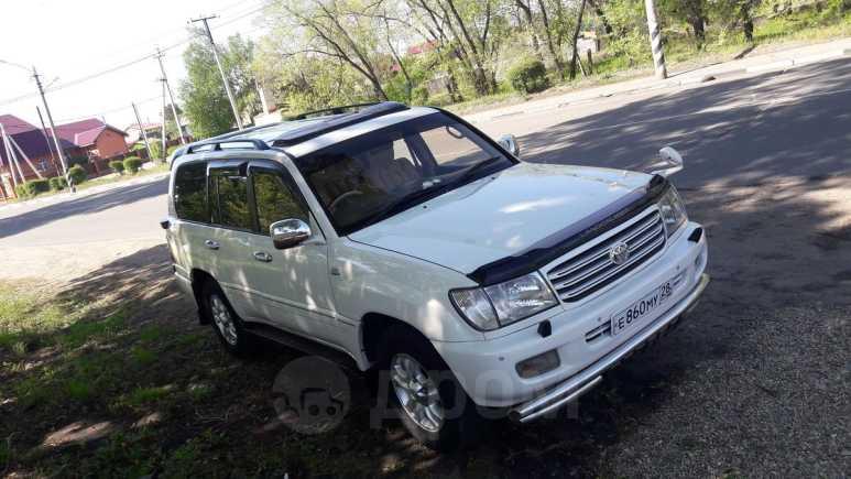 Toyota Land Cruiser, 1998 год, 899 999 руб.