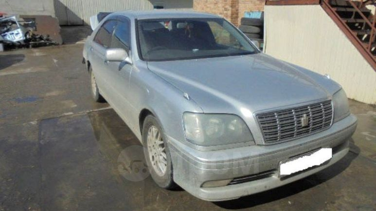 Toyota Crown, 2001 год, 640 000 руб.
