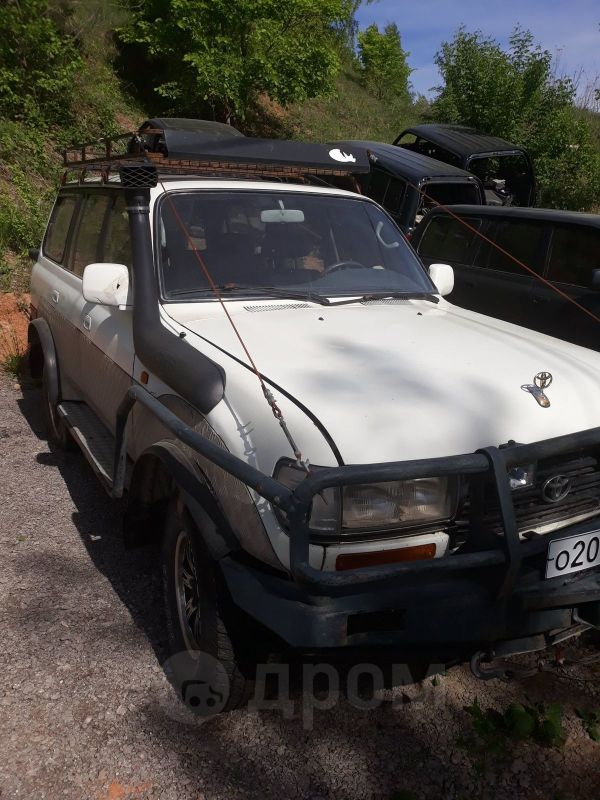 Toyota Land Cruiser, 1997 год, 200 000 руб.
