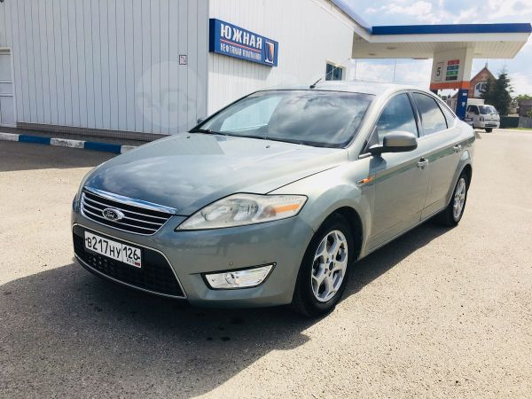 Ford Mondeo, 2007 год, 337 000 руб.
