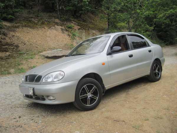 Daewoo Lanos, 2006 год, 200 000 руб.