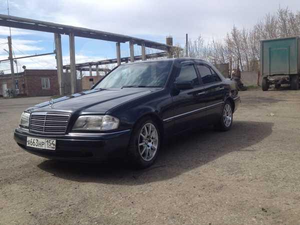 Mercedes-Benz C-Class, 1996 год, 285 000 руб.