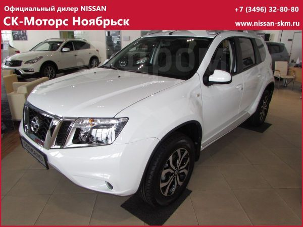 Nissan Terrano, 2018 год, 1 134 000 руб.