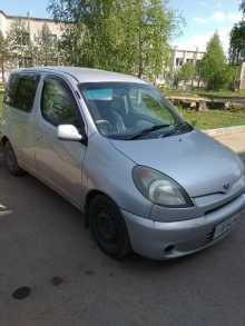 Toyota Funcargo, 2001 г., Киров
