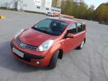 Nissan Note, 2006 г., Омск
