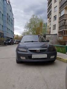 Mazda 323, 2003 г., Новосибирск