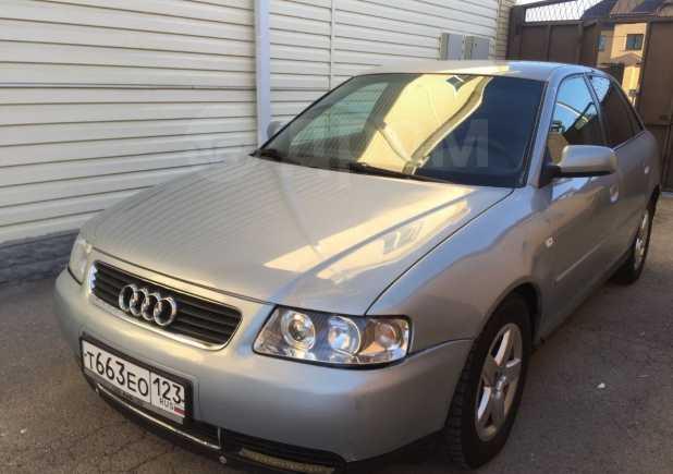 Audi A3, 2002 год, 208 000 руб.