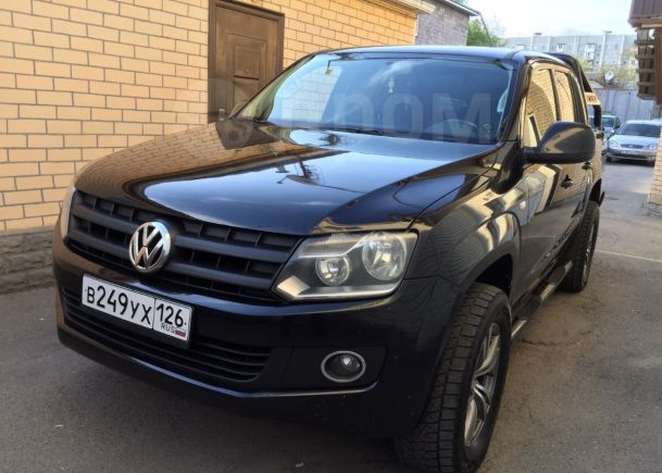 Volkswagen Amarok, 2011 год, 900 000 руб.